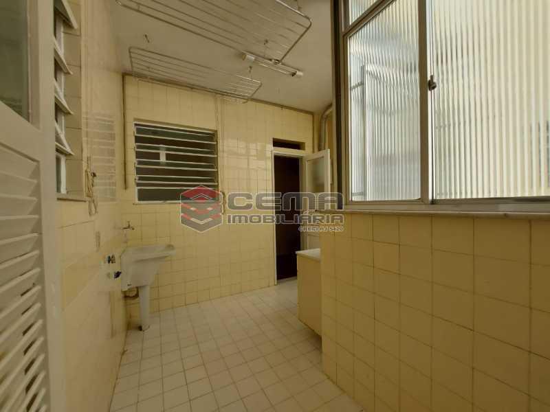 09acfe46-be56-40e2-b7f5-eb44b3 - Apartamento 2 quartos à venda Cosme Velho, Zona Sul RJ - R$ 790.000 - LAAP25158 - 25