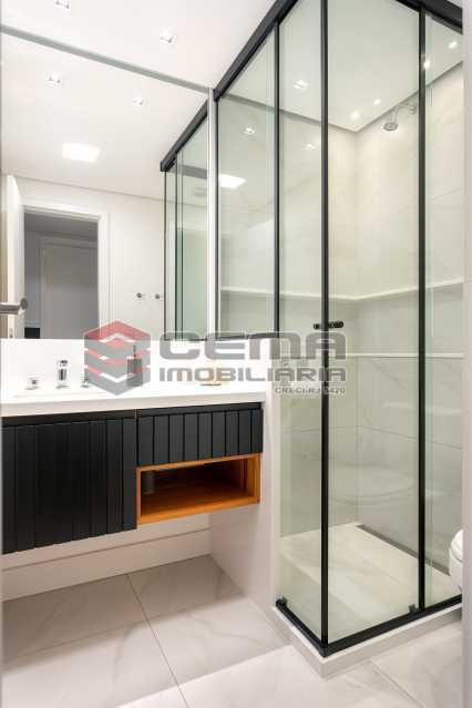 banheiro social - Apartamento 3 quartos em Ipanema - LAAP34380 - 19