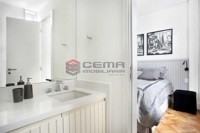 banheiro suíte ang - Apartamento 3 quartos em Ipanema - LAAP34380 - 9