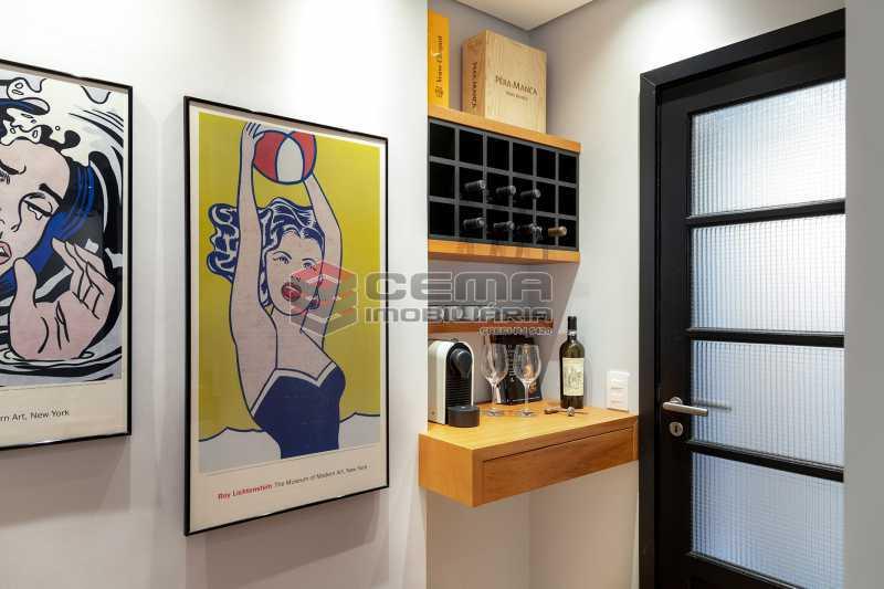 cozinha ang2 - Apartamento 3 quartos em Ipanema - LAAP34380 - 5