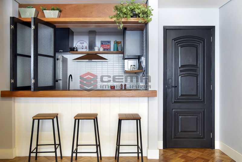 cozinha ang3 - Apartamento 3 quartos em Ipanema - LAAP34380 - 6