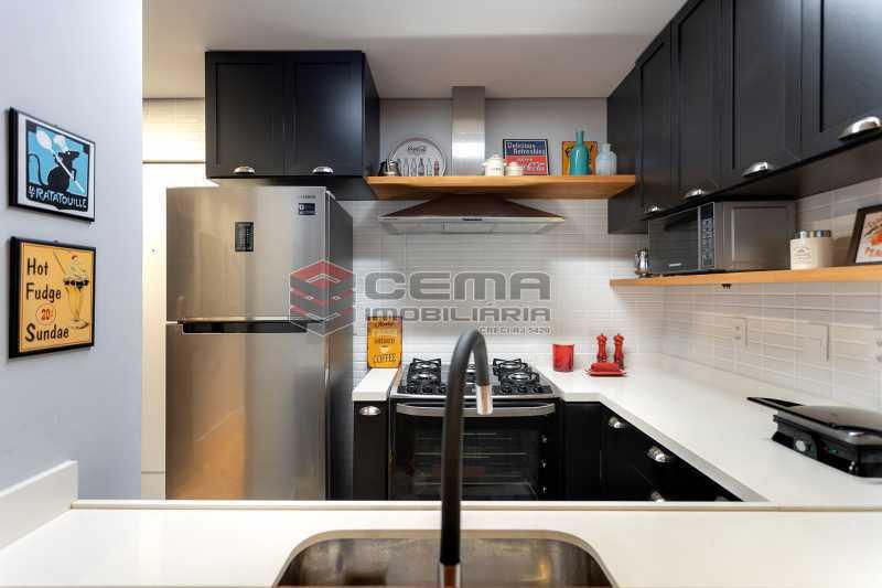 cozinha - Apartamento 3 quartos em Ipanema - LAAP34380 - 4