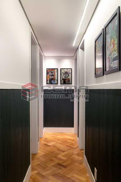hall an - Apartamento 3 quartos em Ipanema - LAAP34380 - 22