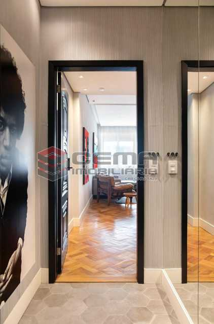 hall. - Apartamento 3 quartos em Ipanema - LAAP34380 - 21