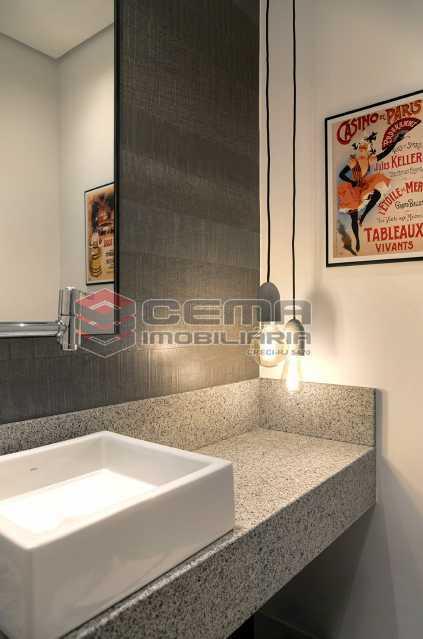 lavabo - Apartamento 3 quartos em Ipanema - LAAP34380 - 20