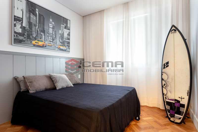quarto - Apartamento 3 quartos em Ipanema - LAAP34380 - 10