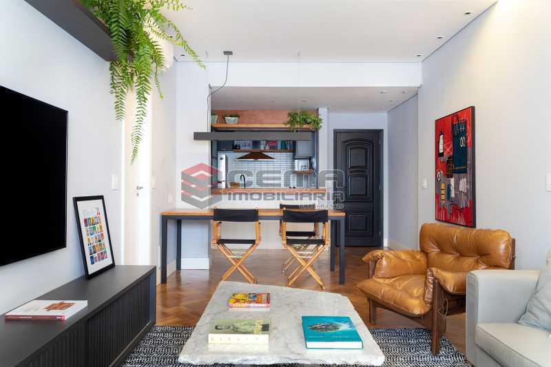 sala ang3 - Apartamento 3 quartos em Ipanema - LAAP34380 - 1