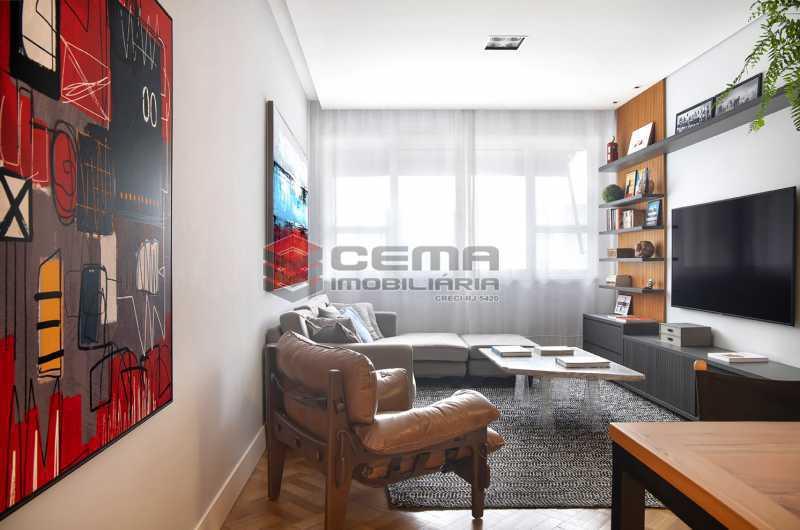 sala ang5 - Apartamento 3 quartos em Ipanema - LAAP34380 - 17
