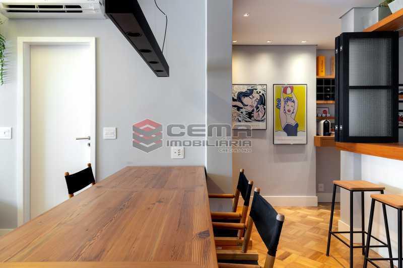 sala de jantar ang2 - Apartamento 3 quartos em Ipanema - LAAP34380 - 7