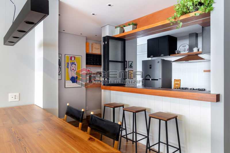 sala de jantar - Apartamento 3 quartos em Ipanema - LAAP34380 - 15