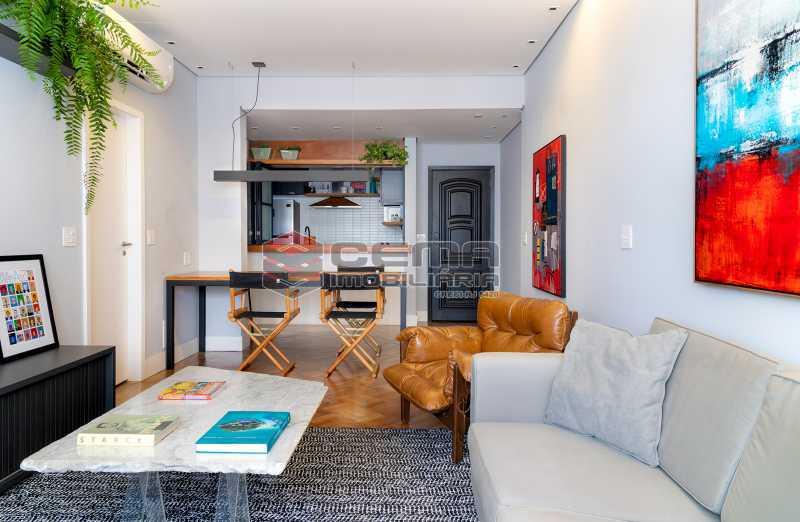 sala - Apartamento 3 quartos em Ipanema - LAAP34380 - 16
