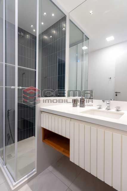 banheiro social ang2 - Apartamento 3 quartos em Ipanema - LAAP34380 - 18