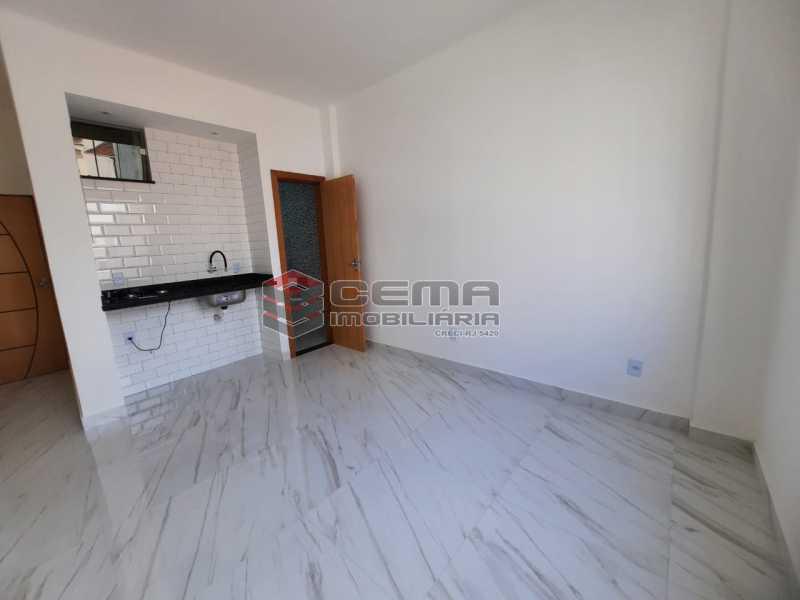 3 - Kitnet/Conjugado 25m² à venda Glória, Zona Sul RJ - R$ 270.000 - LAKI10400 - 5