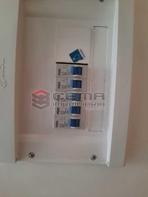 14 - Kitnet/Conjugado 25m² à venda Glória, Zona Sul RJ - R$ 270.000 - LAKI10400 - 16