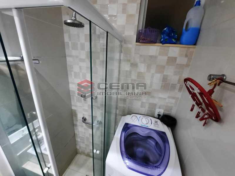 banheiro. - Quarto suíte, sala, cozinha todo reformado em Copacabana - LAAP12885 - 19