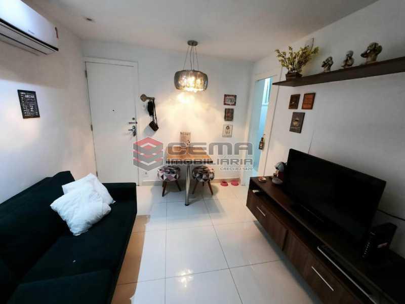 sala ang2. - Quarto suíte, sala, cozinha todo reformado em Copacabana - LAAP12885 - 4