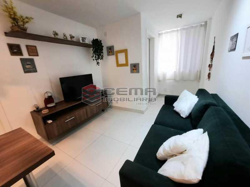 sala ang4. - Quarto suíte, sala, cozinha todo reformado em Copacabana - LAAP12885 - 3