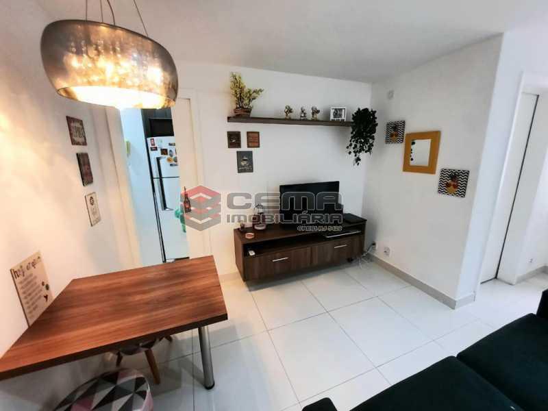 sala ang7. - Quarto suíte, sala, cozinha todo reformado em Copacabana - LAAP12885 - 7