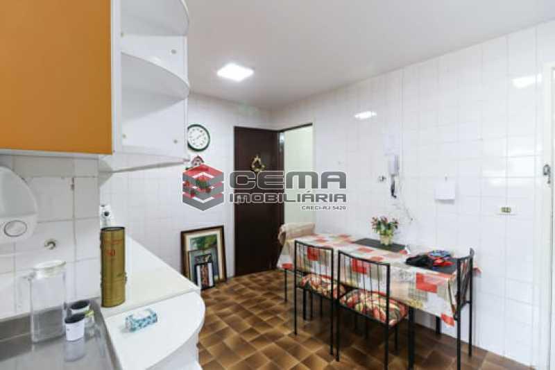 Cozinha - Apartamento 4 quartos para alugar Laranjeiras, Zona Sul RJ - R$ 4.000 - LAAP40956 - 7
