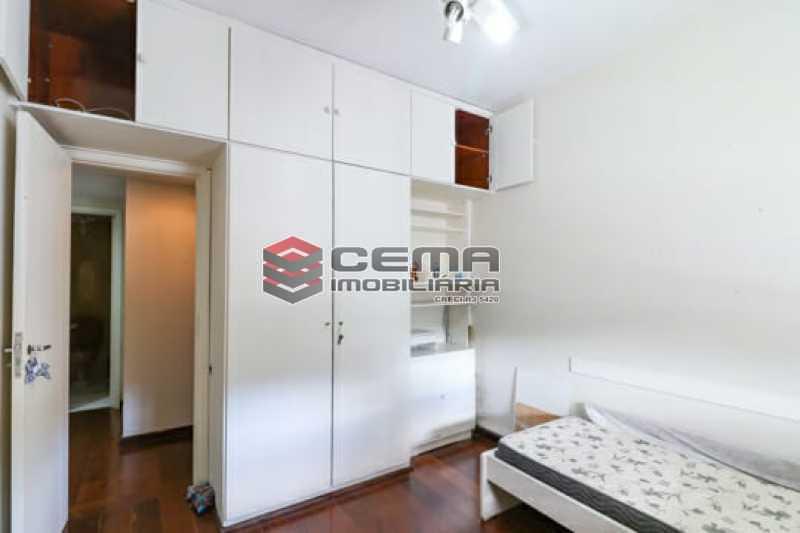 Quarto 2 - Apartamento 4 quartos para alugar Laranjeiras, Zona Sul RJ - R$ 4.000 - LAAP40956 - 10