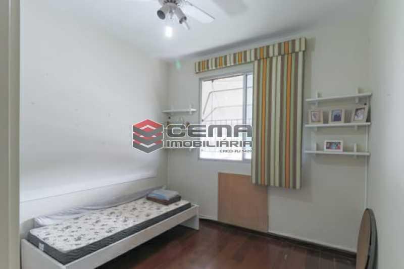 Quarto 2 - Apartamento 4 quartos para alugar Laranjeiras, Zona Sul RJ - R$ 4.000 - LAAP40956 - 9