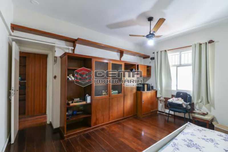 Quarto 1 - Apartamento 4 quartos para alugar Laranjeiras, Zona Sul RJ - R$ 4.000 - LAAP40956 - 8