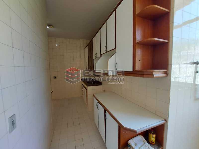Cozinha - Apartamento 2 quartos à venda Cosme Velho, Zona Sul RJ - R$ 710.000 - LAAP25166 - 15