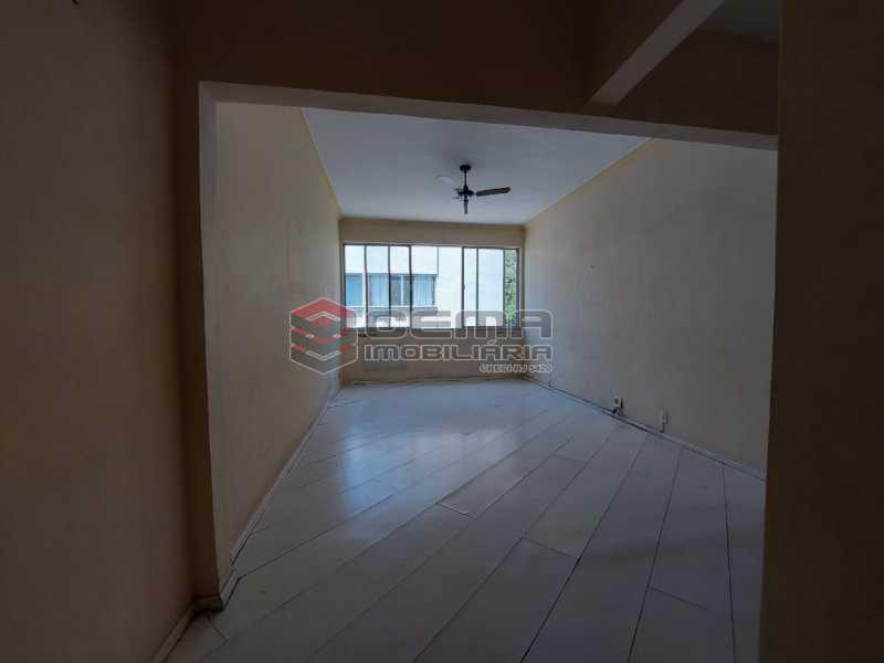 Sala - Apartamento 2 quartos à venda Cosme Velho, Zona Sul RJ - R$ 710.000 - LAAP25166 - 8