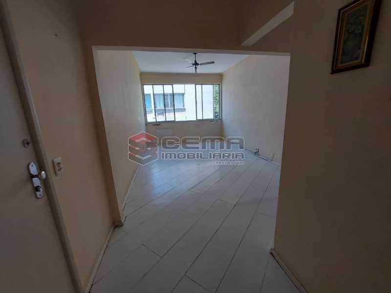 Sala - Apartamento 2 quartos à venda Cosme Velho, Zona Sul RJ - R$ 710.000 - LAAP25166 - 7