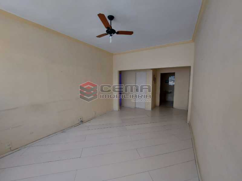 Sala - Apartamento 2 quartos à venda Cosme Velho, Zona Sul RJ - R$ 710.000 - LAAP25166 - 4