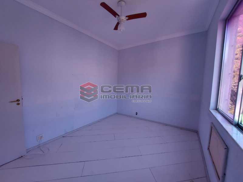 Quarto - Apartamento 2 quartos à venda Cosme Velho, Zona Sul RJ - R$ 710.000 - LAAP25166 - 9