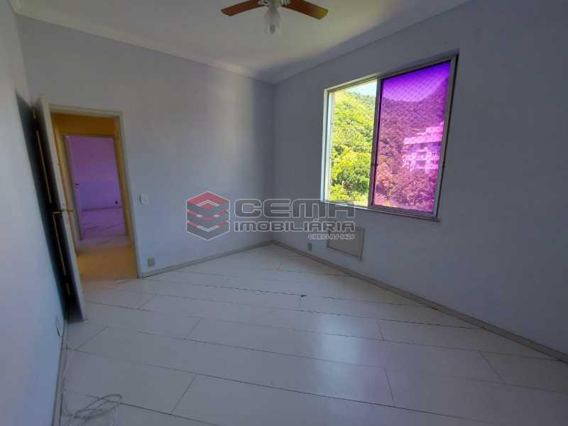 Quarto - Apartamento 2 quartos à venda Cosme Velho, Zona Sul RJ - R$ 710.000 - LAAP25166 - 10