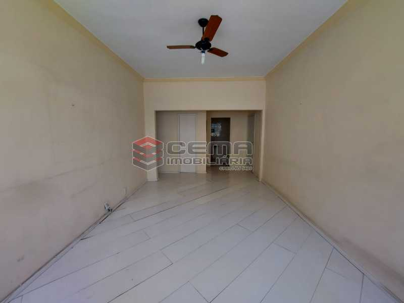 Sala - Apartamento 2 quartos à venda Cosme Velho, Zona Sul RJ - R$ 710.000 - LAAP25166 - 3