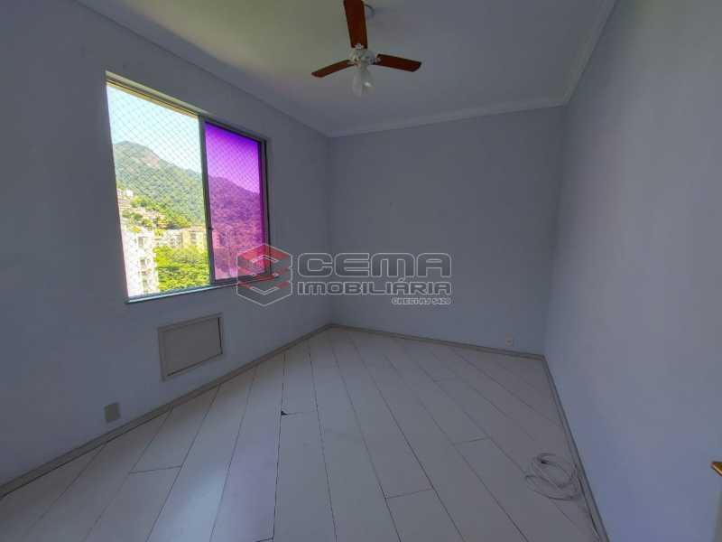 Quarto - Apartamento 2 quartos à venda Cosme Velho, Zona Sul RJ - R$ 710.000 - LAAP25166 - 11
