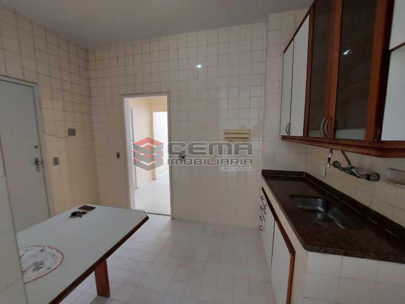 Cozinha - Apartamento 2 quartos à venda Cosme Velho, Zona Sul RJ - R$ 710.000 - LAAP25166 - 14
