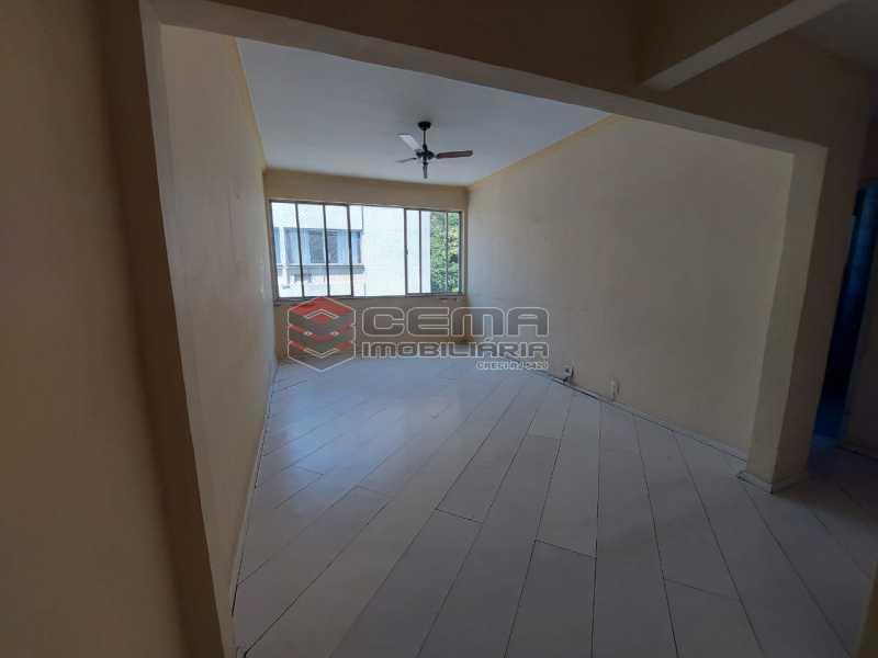 Sala - Apartamento 2 quartos à venda Cosme Velho, Zona Sul RJ - R$ 710.000 - LAAP25166 - 6