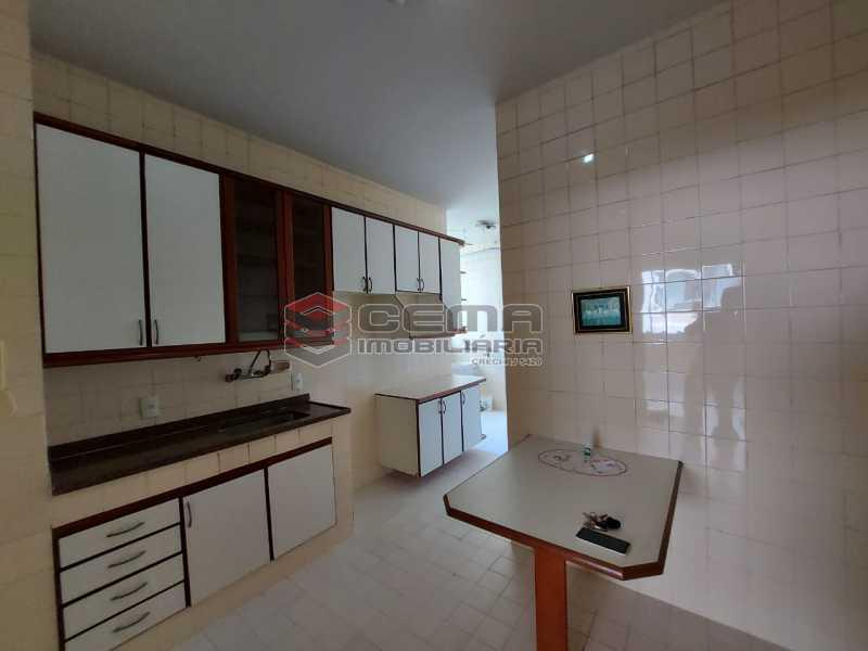 Cozinha - Apartamento 2 quartos à venda Cosme Velho, Zona Sul RJ - R$ 710.000 - LAAP25166 - 16