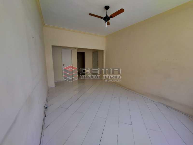 Sala - Apartamento 2 quartos à venda Cosme Velho, Zona Sul RJ - R$ 710.000 - LAAP25166 - 5