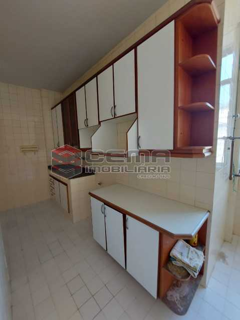 Cozinha - Apartamento 2 quartos à venda Cosme Velho, Zona Sul RJ - R$ 710.000 - LAAP25166 - 17