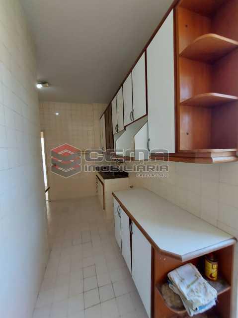 Cozinha - Apartamento 2 quartos à venda Cosme Velho, Zona Sul RJ - R$ 710.000 - LAAP25166 - 18