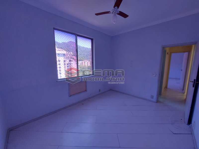Quarto - Apartamento 2 quartos à venda Cosme Velho, Zona Sul RJ - R$ 710.000 - LAAP25166 - 12