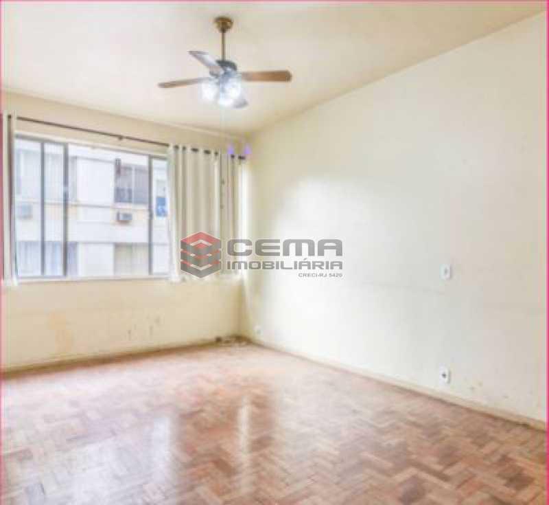 Capturar - Apartamento 2 quartos à venda Cosme Velho, Zona Sul RJ - R$ 695.000 - LAAP25167 - 1