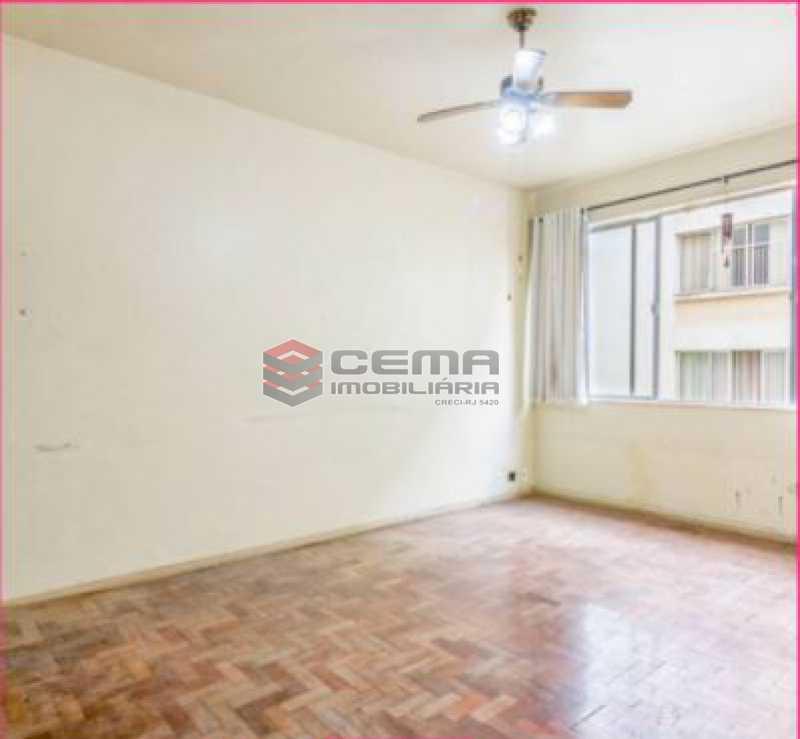 Capturar.JPG1 - Apartamento 2 quartos à venda Cosme Velho, Zona Sul RJ - R$ 695.000 - LAAP25167 - 3