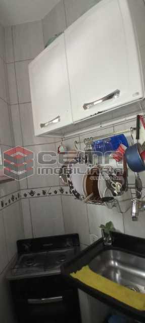 5 - Kitnet/Conjugado 26m² à venda Glória, Zona Sul RJ - R$ 200.000 - LAKI10403 - 5