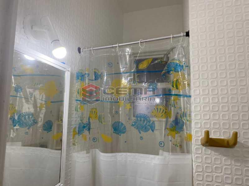 banheiro suite - Excelente Apartamento 2 quartos com suite e vaga no Largo dos Leões - Humaita. - LAAP25198 - 15
