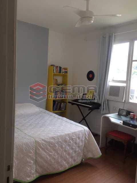 quarto 2  - Excelente Apartamento 2 quartos com suite e vaga no Largo dos Leões - Humaita. - LAAP25198 - 16