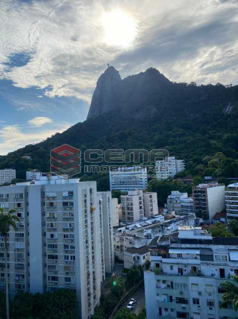 vista - Excelente Apartamento 2 quartos com suite e vaga no Largo dos Leões - Humaita. - LAAP25198 - 1