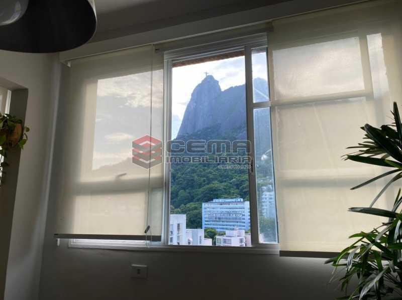 sala - Excelente Apartamento 2 quartos com suite e vaga no Largo dos Leões - Humaita. - LAAP25198 - 7