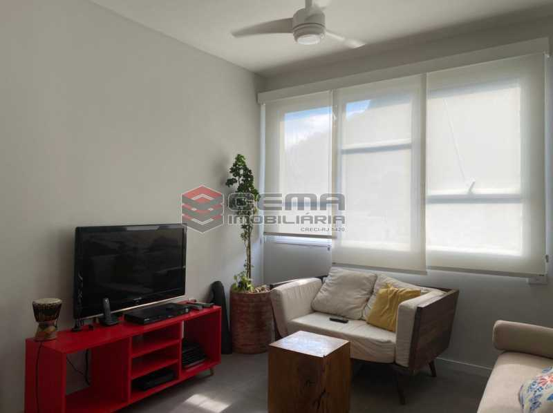 sala - Excelente Apartamento 2 quartos com suite e vaga no Largo dos Leões - Humaita. - LAAP25198 - 9