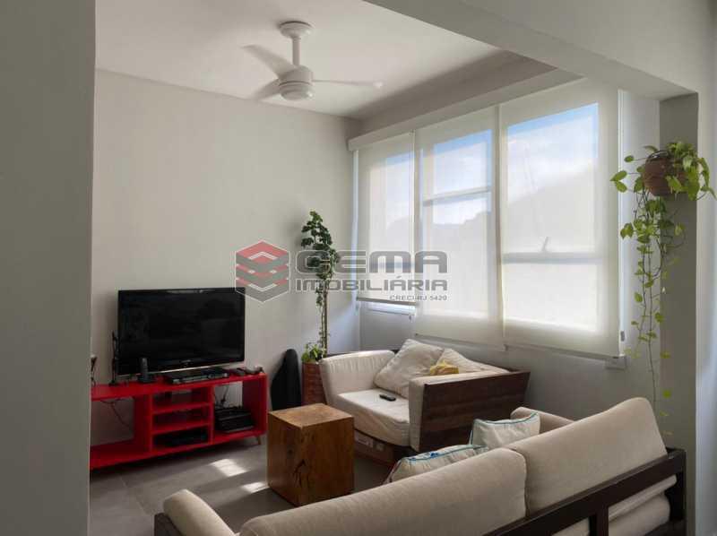 sala - Excelente Apartamento 2 quartos com suite e vaga no Largo dos Leões - Humaita. - LAAP25198 - 8